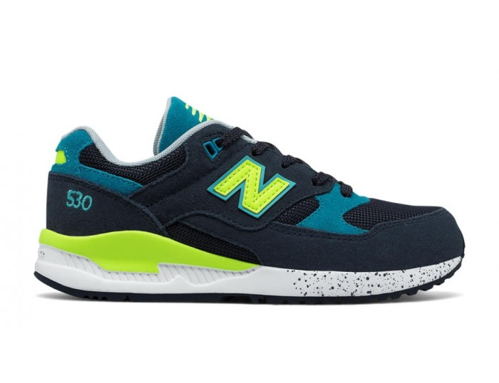 new balance 530 azul