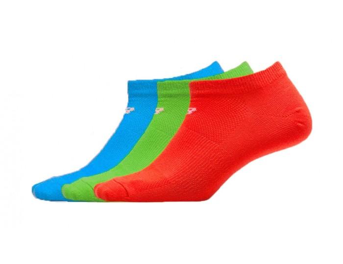 Rojo-verde-turquesa