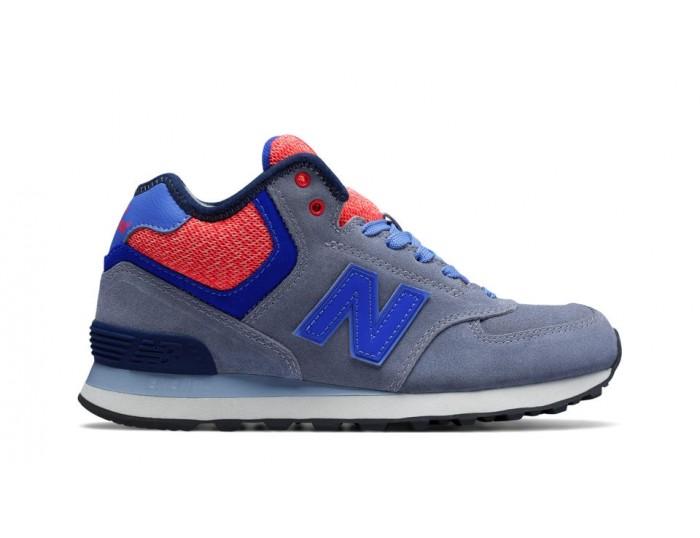 zapatillas new balance mujer en azul