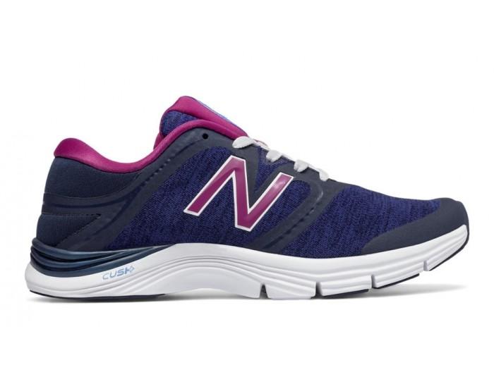 new balance running mujer azul