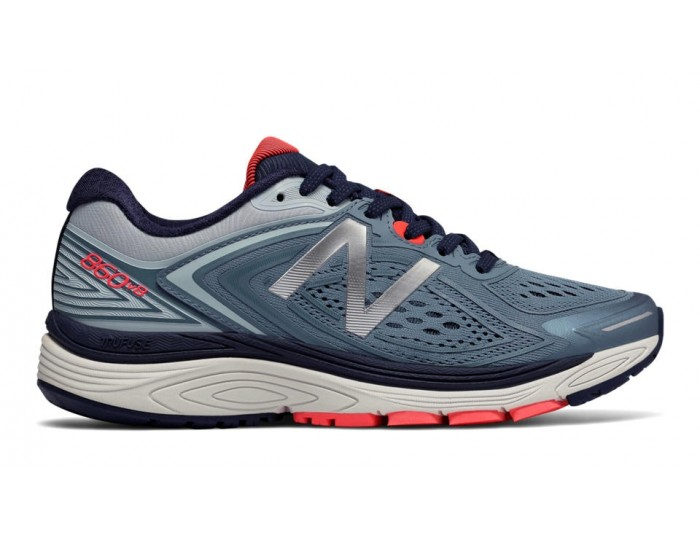 new balance mujer grises y rosa
