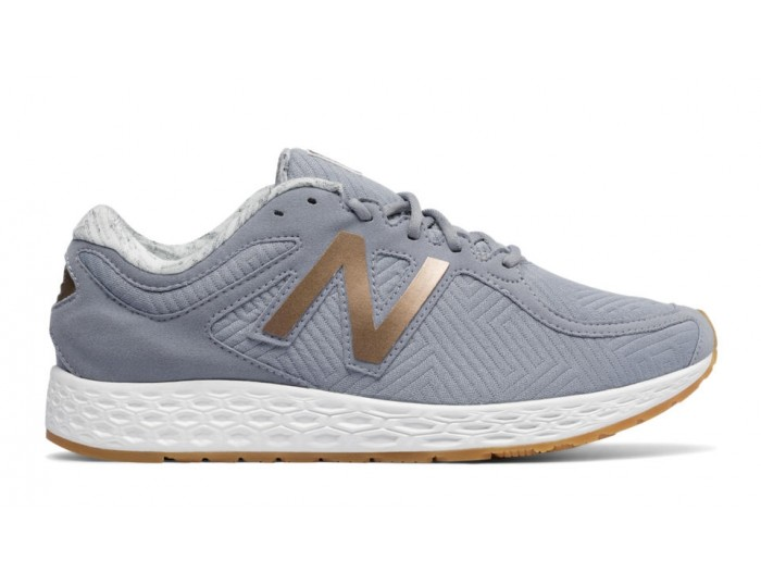 new balance mujer running gris