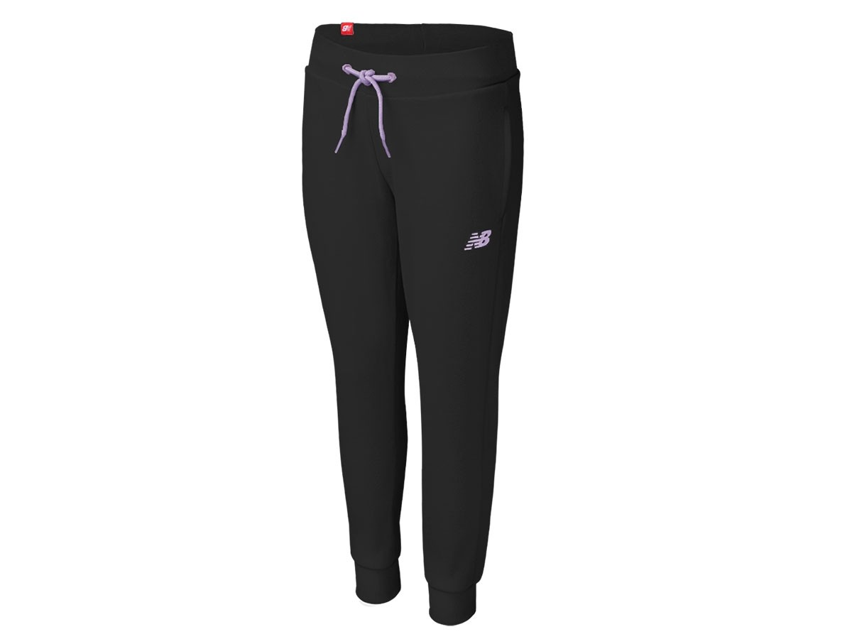 Pantalón de niños New Balance Essentials Sweat Pant KWPA001