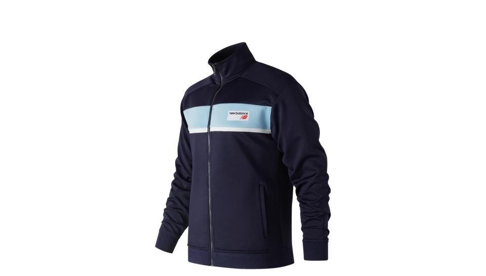 Campera de hombre New Balance Athletics Track Jacket MJ81551