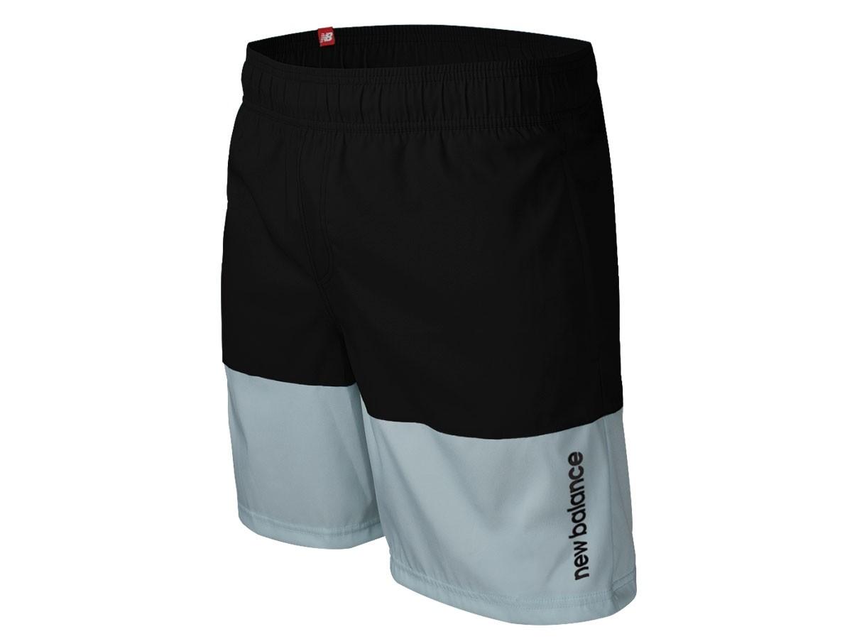 Short de hombre New Balance Atlhetics Swimwear MSA0014