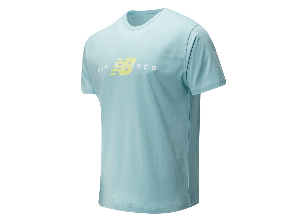 Remera de hombre New Balance Athletics Friends Tee MT01516