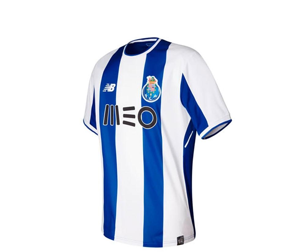 Camiseta de fútbol Hombre New Balance Porto Titular