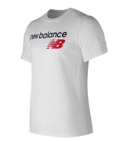 Remera de hombre New Balance Athletics Main Logo Tee MT73581