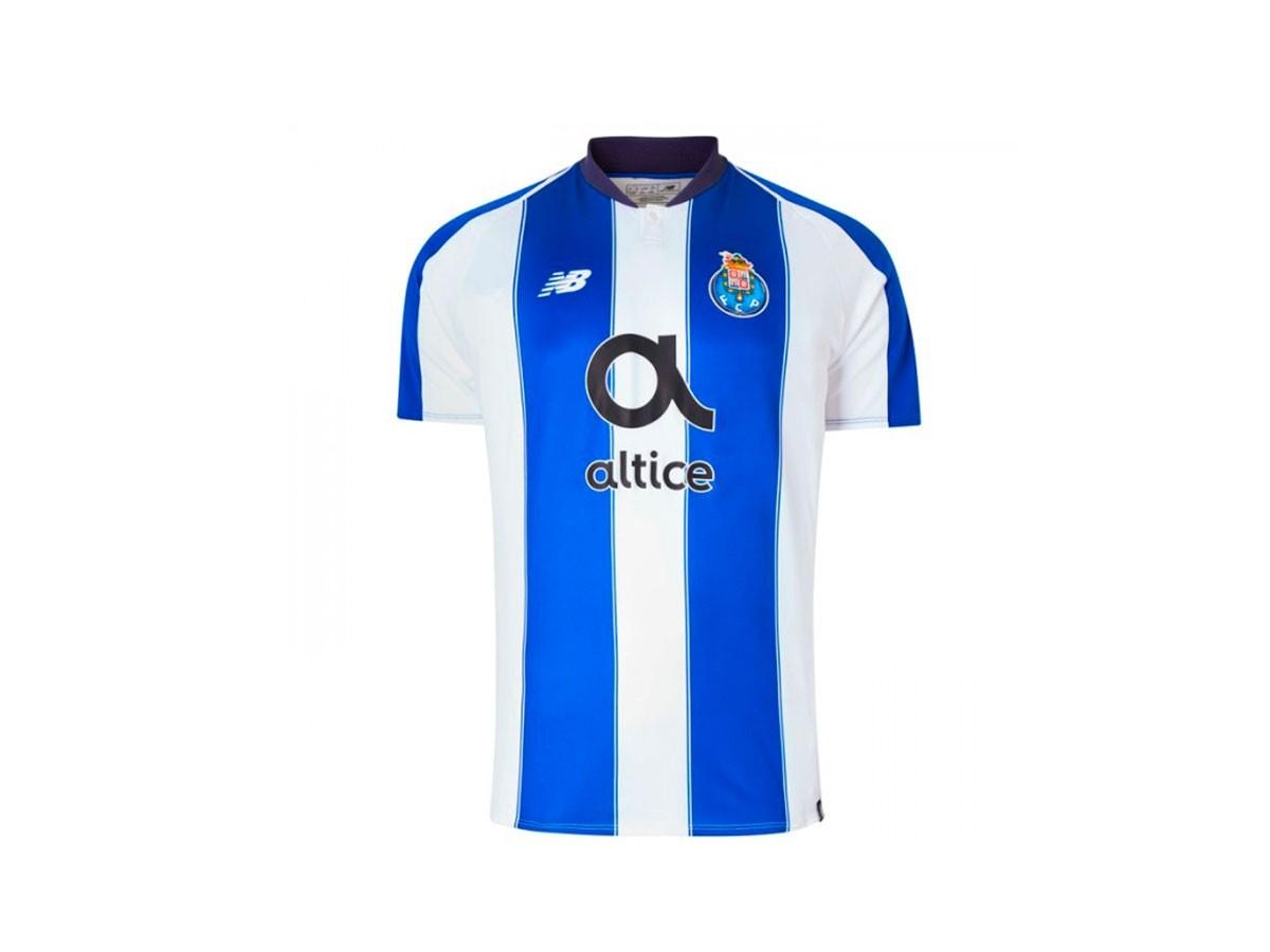 Camiseta de hombre New Balance FC Porto Home SS