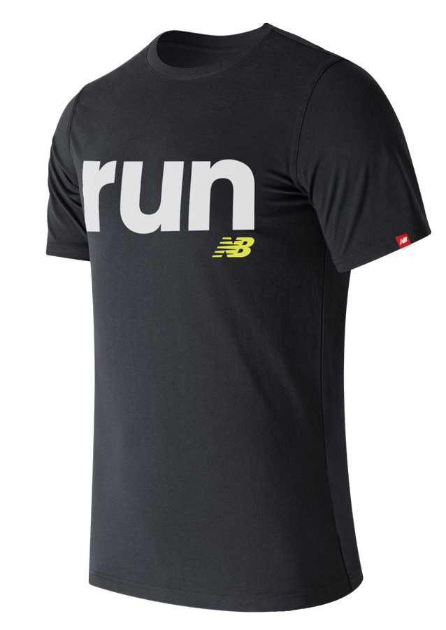 New Balance Remera Run Tee MTA0006