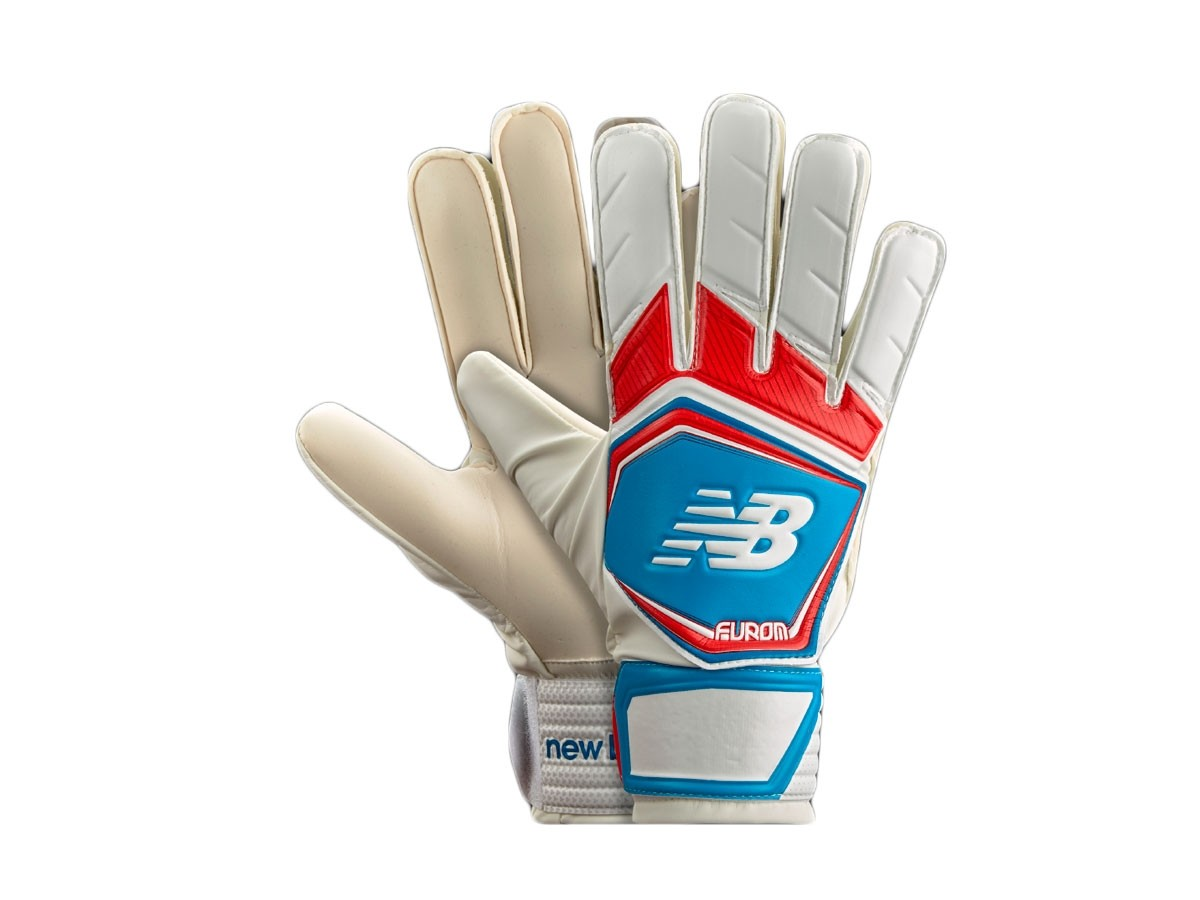 Guantes de arquero New Balance Furon Junior Dispatch Gloves NFGJDIS6WT