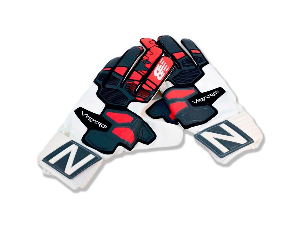Guantes de arquero Hombre New Balance Visaro Control Glove NVGCONT7TNO