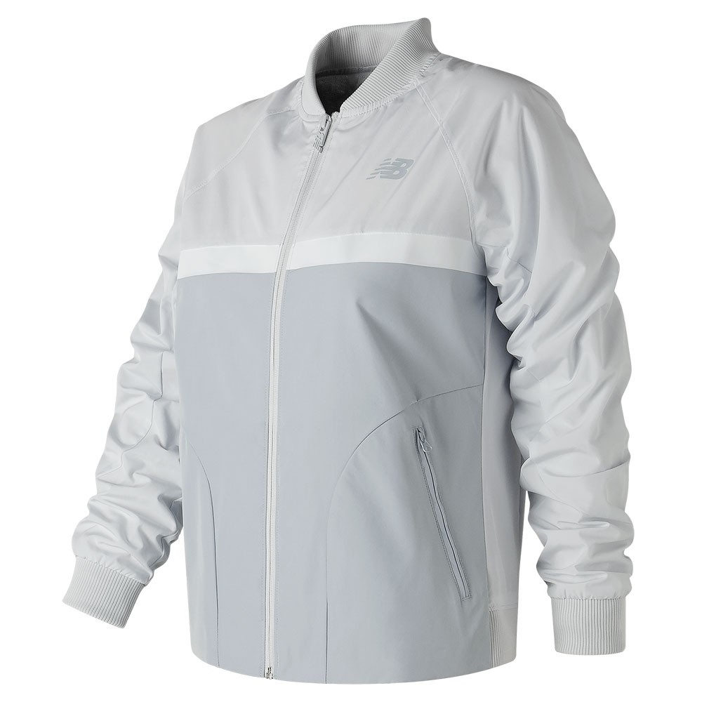 Campera de mujer New Balance Athletics 78 Jacket WJ73545