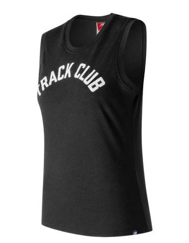Musculosa de mujer New Balance Essentials Muscle Tank WT73511