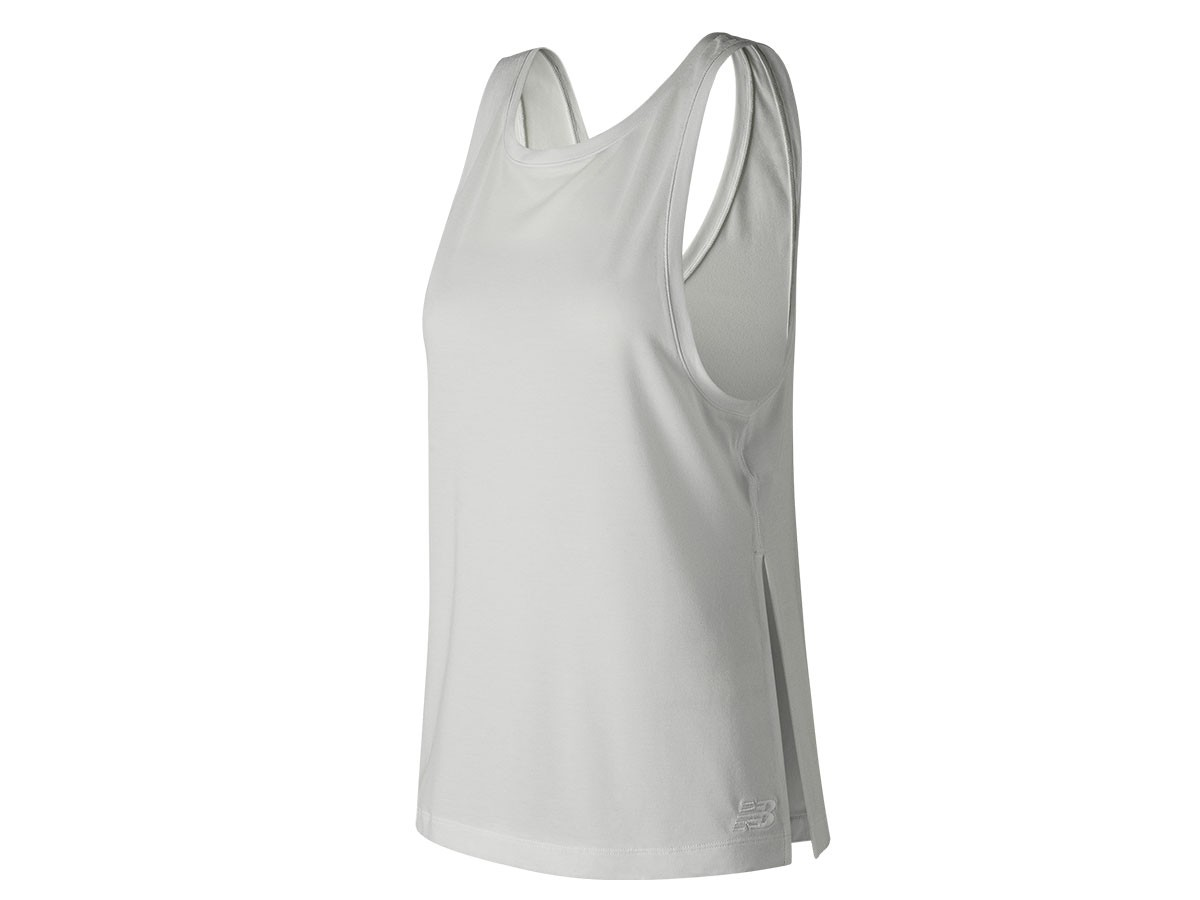 Musculosa de mujer New Balance Transform Two Way Tank WT83121