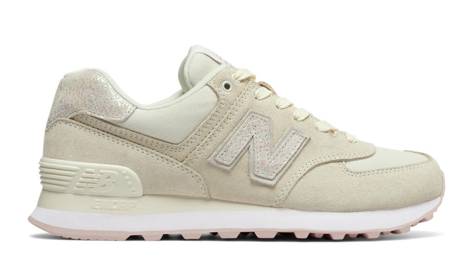 Zapatillas New Balance 574 mujer Shattered Pearl