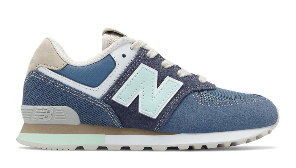Zapatillas de niños New Balance 574 Retro Surf Pregrade