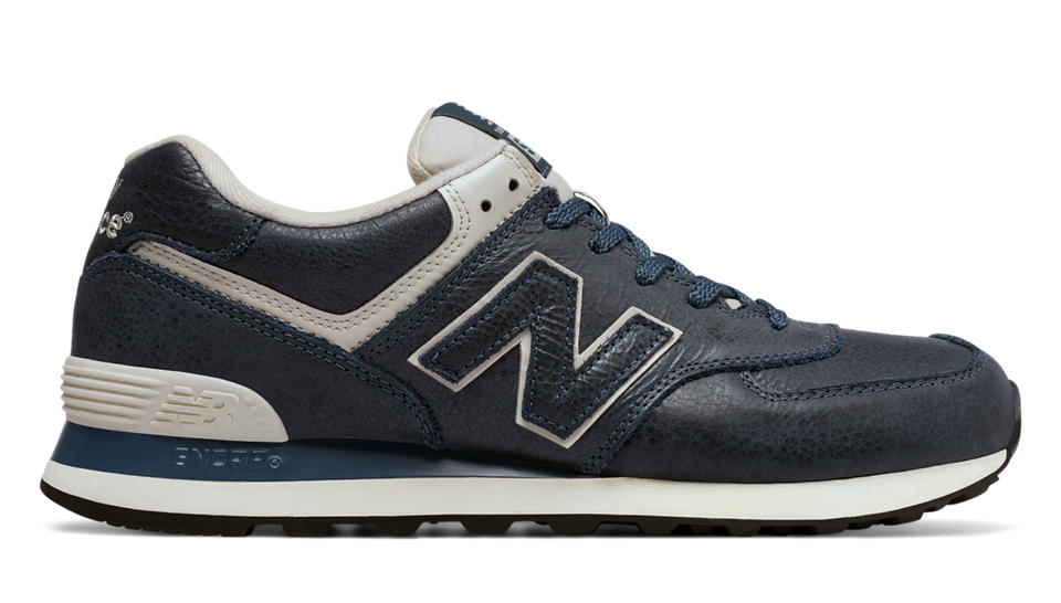 new balance 574 leather mujer