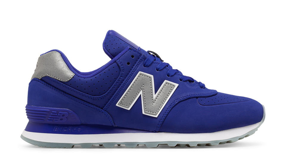 ml574 new balance azul