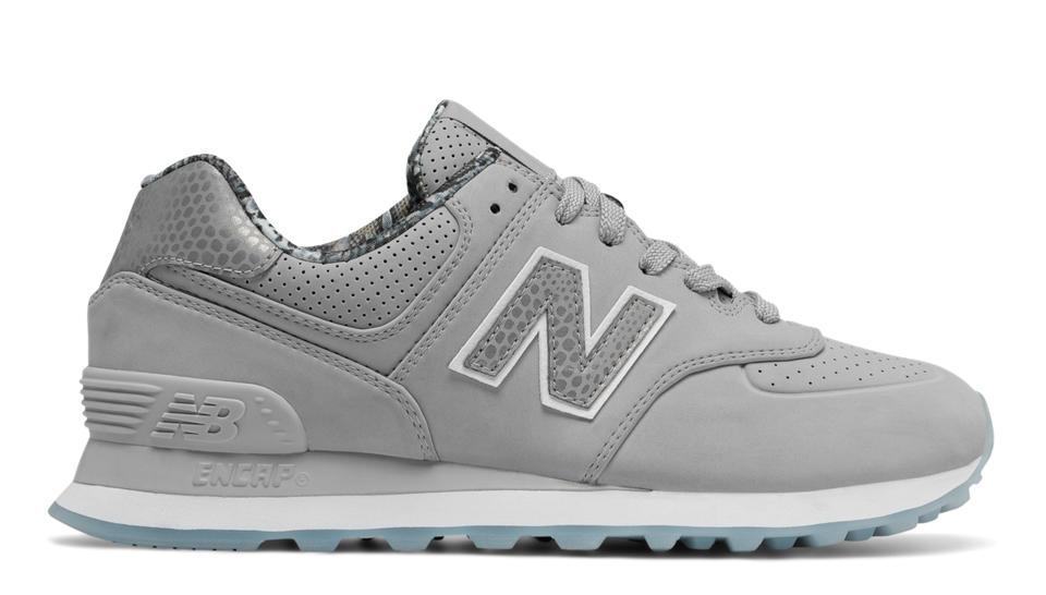 new balance wl574 gris