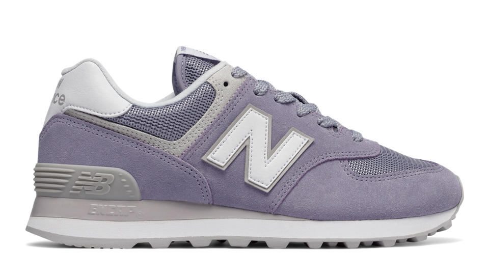 new balance 574 violeta